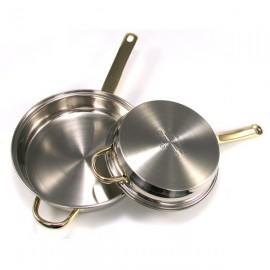 Set de 2 sartenes Chef
