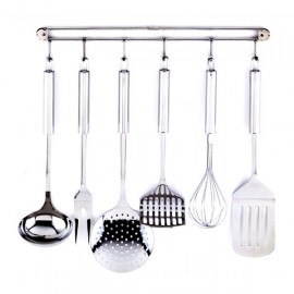 Set de 6 herramientas y colgador Kaiser