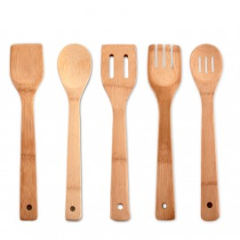 Set de 5 herramientas Bamboo Natur