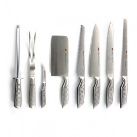 Set de cuchillos 9 pzas