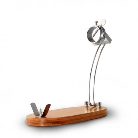 Jamonero rotatorio plegable